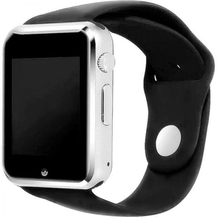 Умные часы Miru G10d (серебристый)