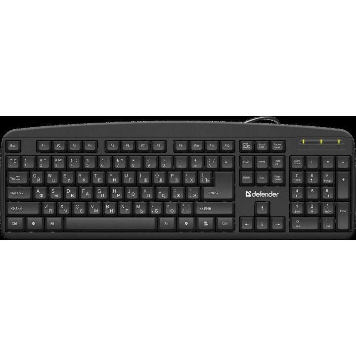 Клавиатура Defender Office HB-910