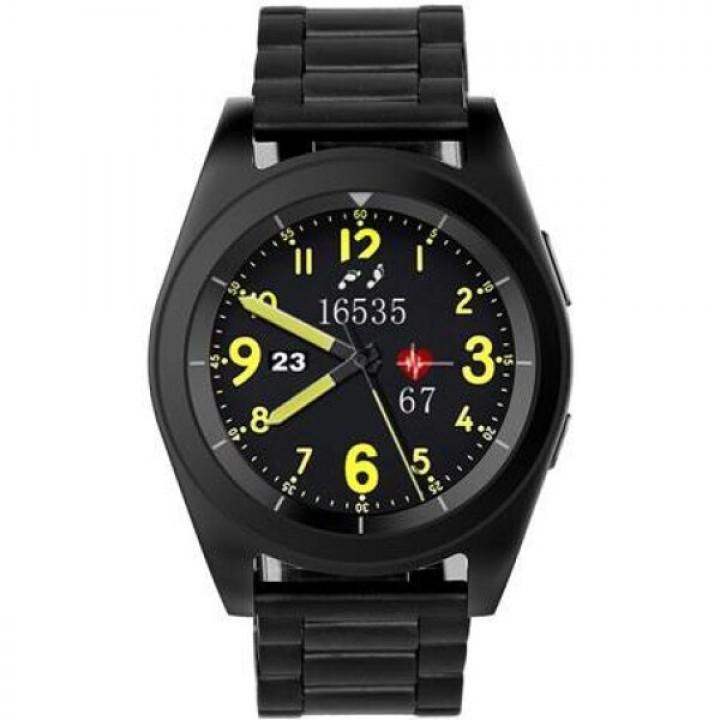 Смарт часы No.1 G6 Black