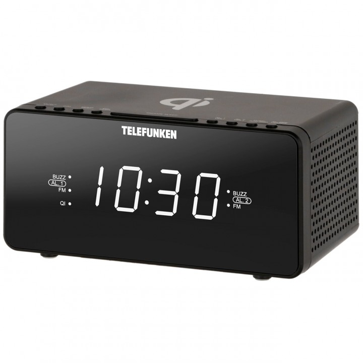 Радиочасы Telefunken TF-1588