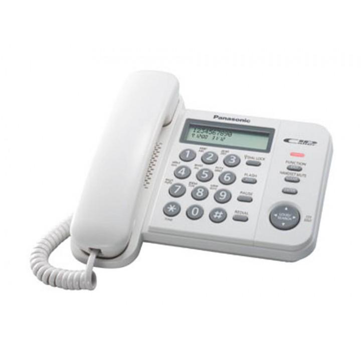 Телефонный аппарат Panasonic KX-TS2356RUW