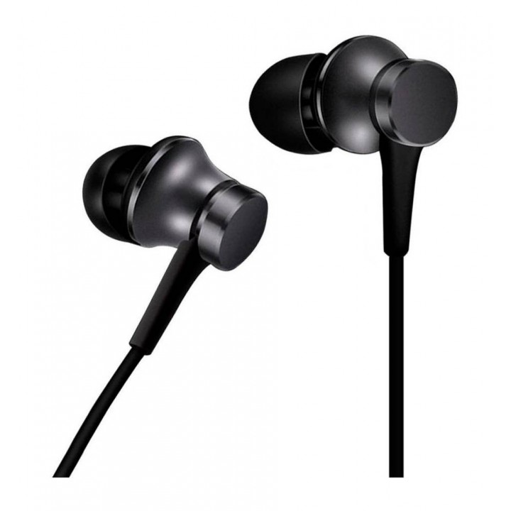 Наушники Xiaomi Mi In-Ear Headphones Basic ZBW4354TY серебристый