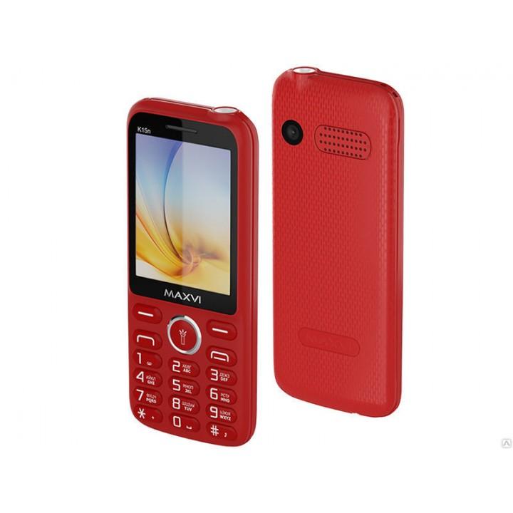Сотовый телефон Maxvi В 7 Red